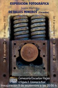 Cartel Detalles Mineros