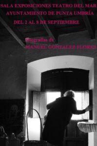 Cartel Manuel Gonz Florez