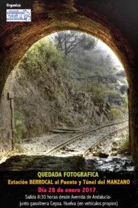 Cartel Berrocal Túnel De Emilio Romero