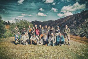 grupo Berrocal enero 2017