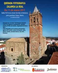 Cartel Quedada Zalamena 11 marzo