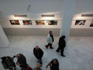 inauguración la ruta expo