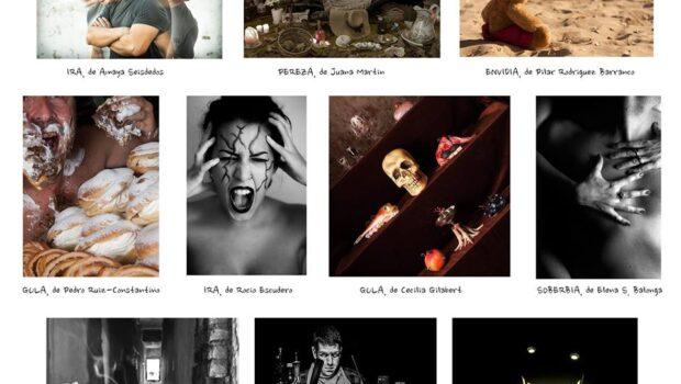 Collage Pecados Ayamonte