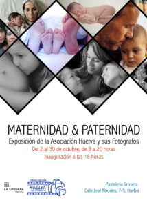 cartel Maternidad & Paternidad Grosera