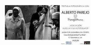 Tertulia 9 nov Alberto Parejo